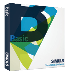 Simul8 Versionen Basic / Educational / Network